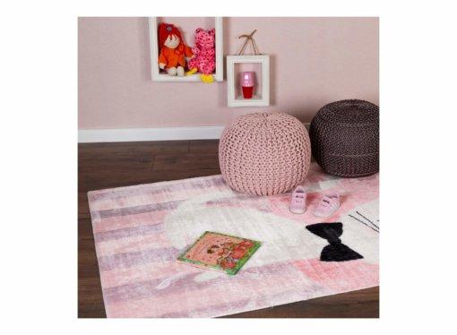 vloerkleden-meisjeskamer-roze